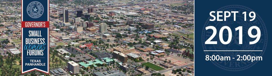 Governor's Small Business Forum - Amarillo