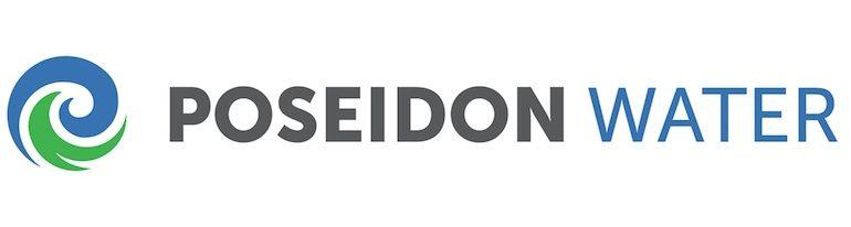 poseidon water logo