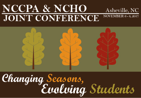 NCCPA & NCHO Joint Fall Conference 2017 - Vendor Fair Registration