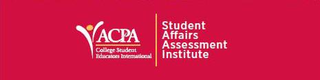 2017 Student Affairs Assessment Institute