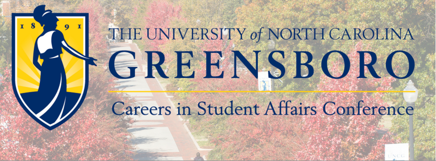 Careers in Student Affairs/NextGenNC Conference (UNCG)