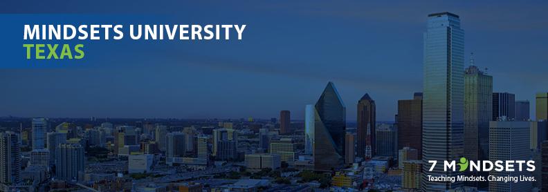 Mindsets University Texas