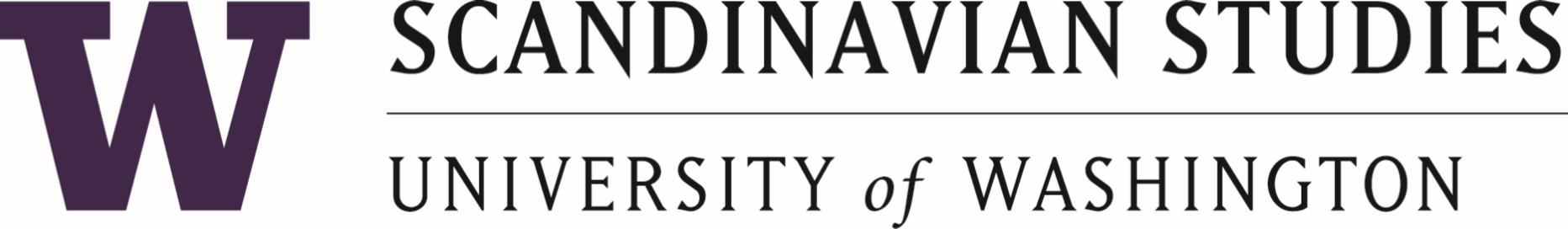Scandinavian Studies branded logo