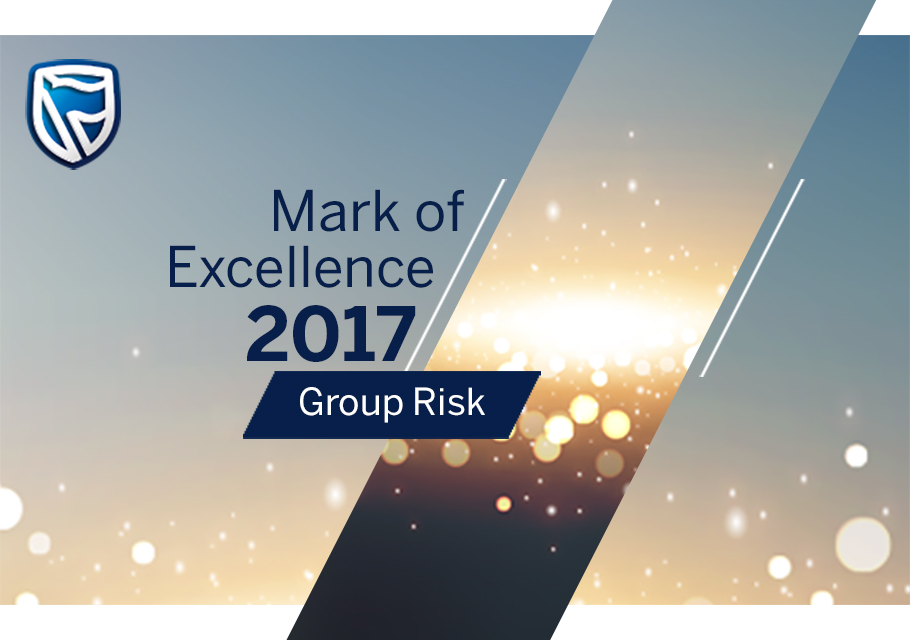 Standard Bank Group Risk Mark of Excellence - Malta