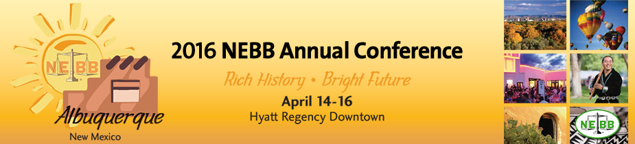 2016 NEBB Annual Conference