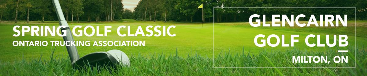 2020 OTA Spring Golf Classic - Glencairn Golf Club