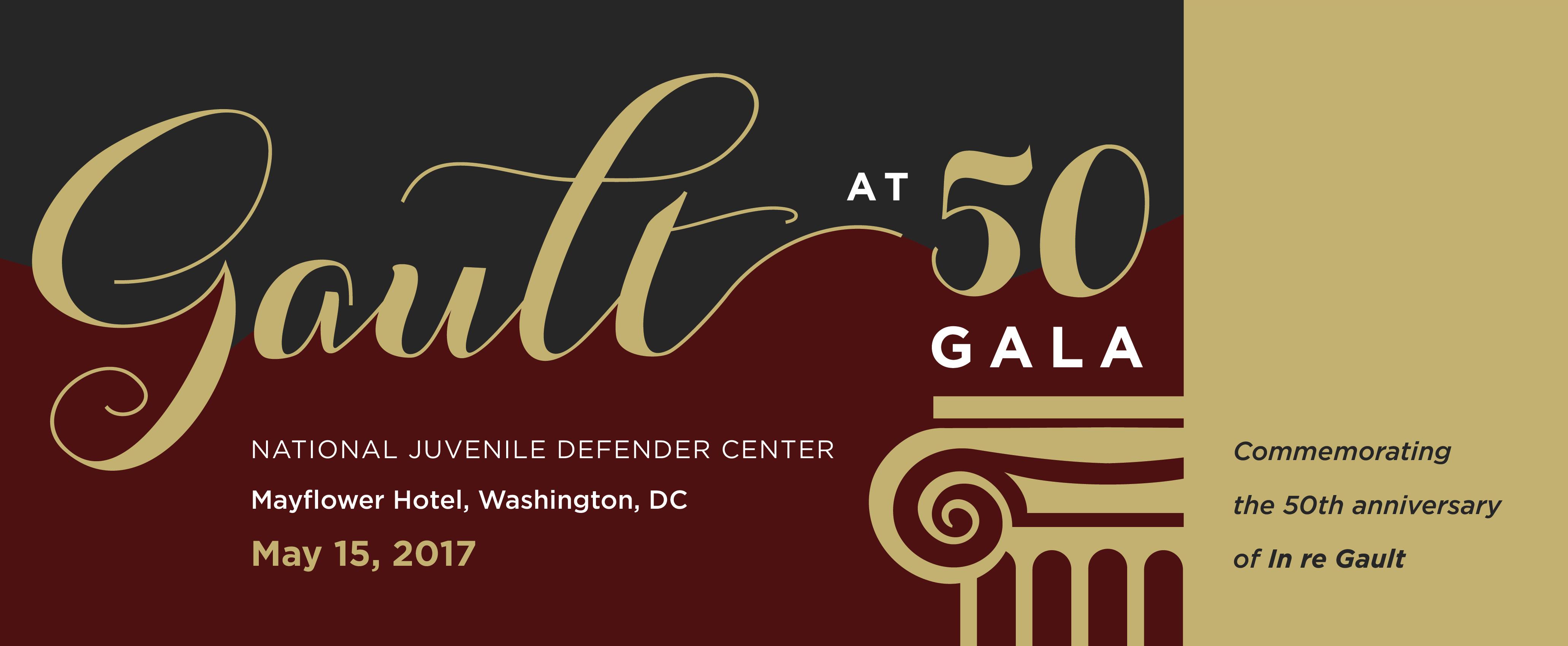Gault at 50 Gala