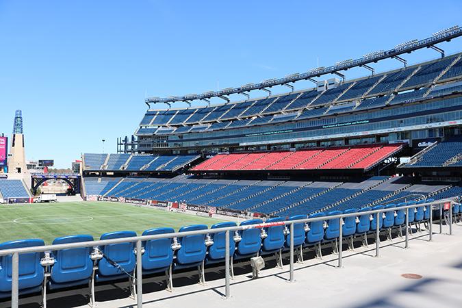 Stadium shot rev
