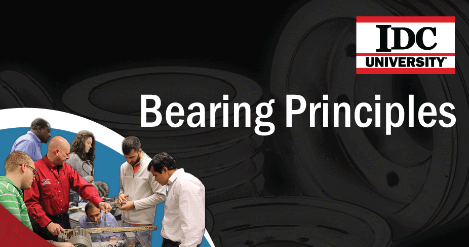 2017 Bearing Principles (Oct 9-11)