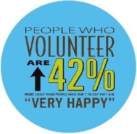 Volunteer-Badge