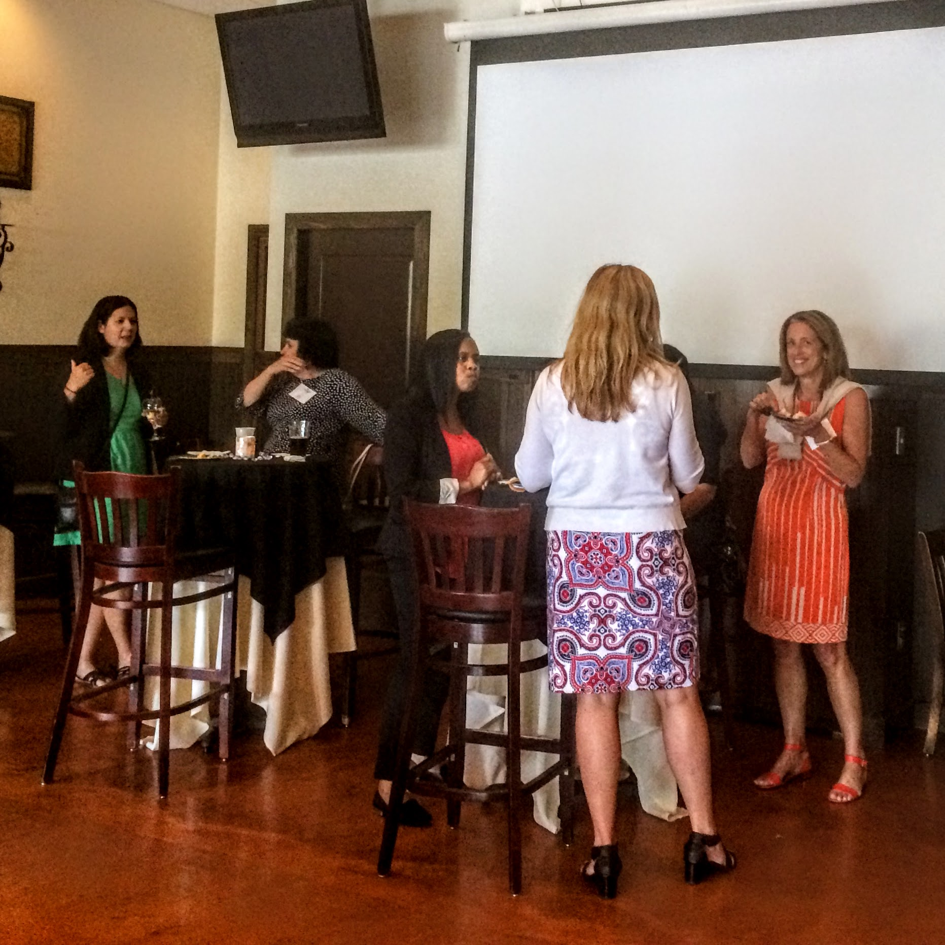 Aug Cocktails & Connections