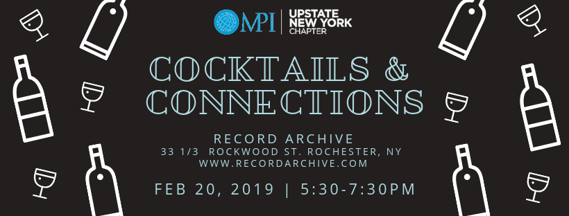 February Cocktails & Connections