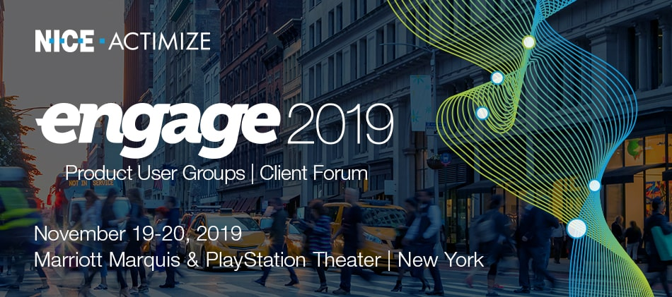 ENGAGE Client Forum 2019