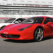 Supercar Driving Experience at Las Vegas Motor Speedway