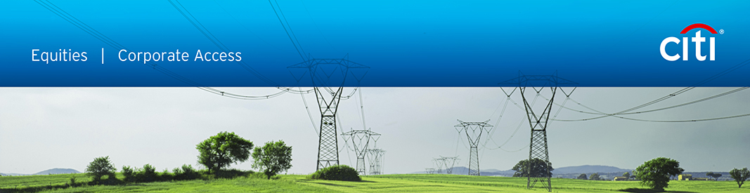 European Utilities and Infrastructure Conference 2020