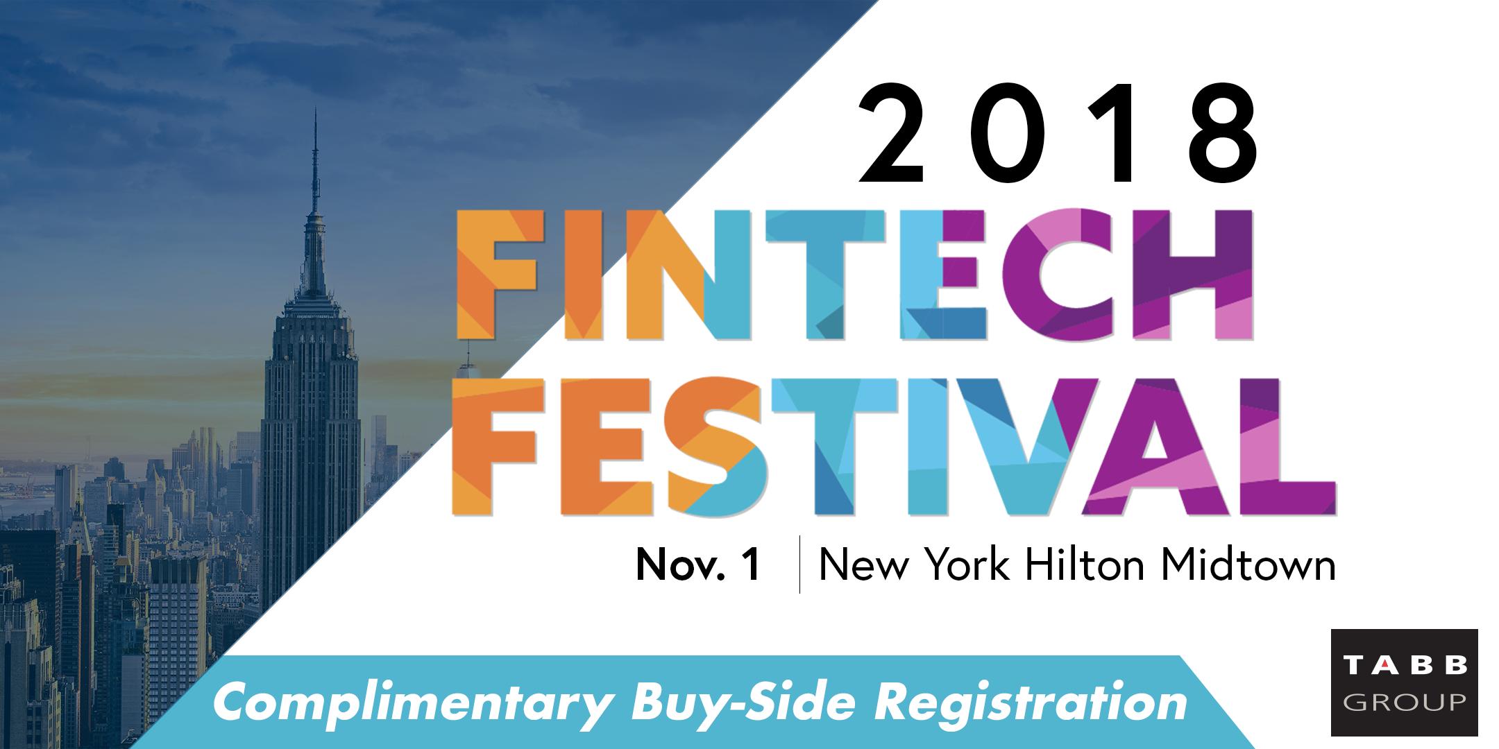 FinTech Festival 2018