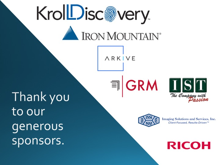 2017-2018 Sponsors for Cvent