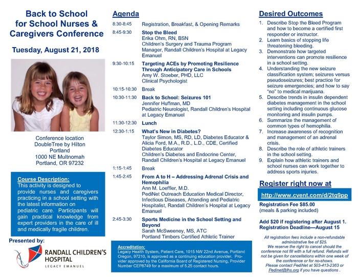 2018 Back to School brochure final