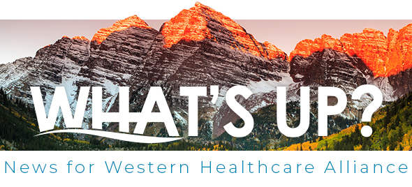 What's up? News for Western Healthcare Alliance.