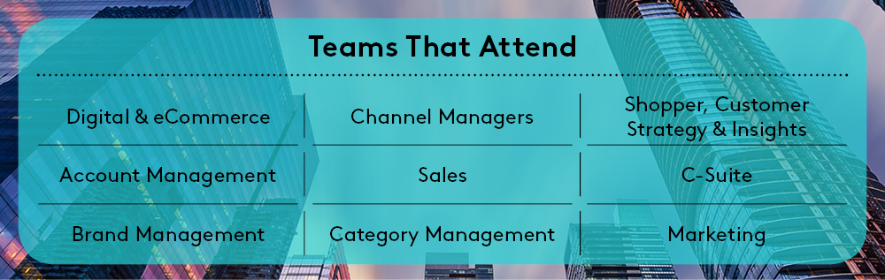 Teams that attend