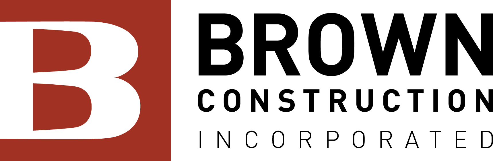 Brown Construction logo 2018