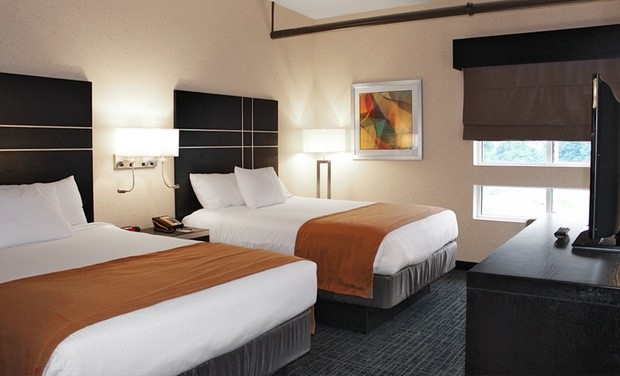 warehouse hotel room