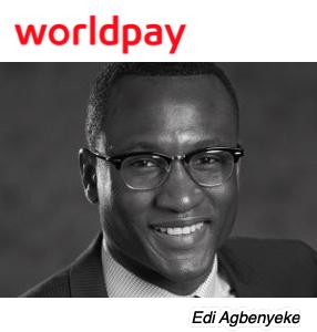 Edi Agbenyeke worldpay