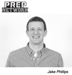 Jake Phillips, Prep Network