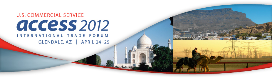 ACCESS 2012 International Trade Forum