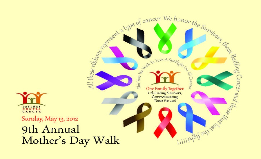 2012 9th Annual Mother's Day Walk Against Cancer