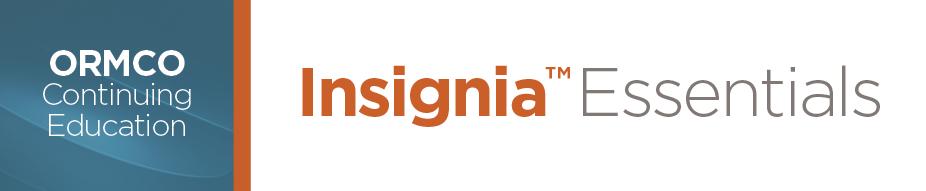 Insignia Essentials 2016