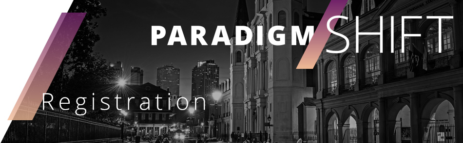 ParadigmShift 2019 New Orleans