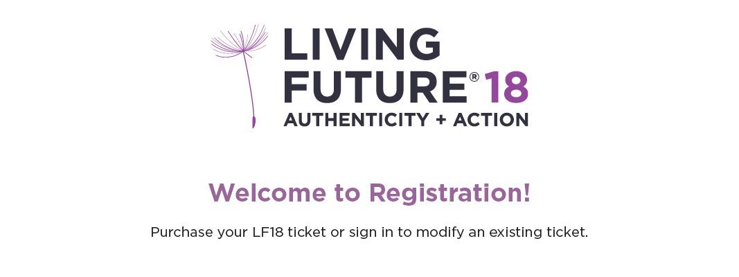 Living Future unConference 2018