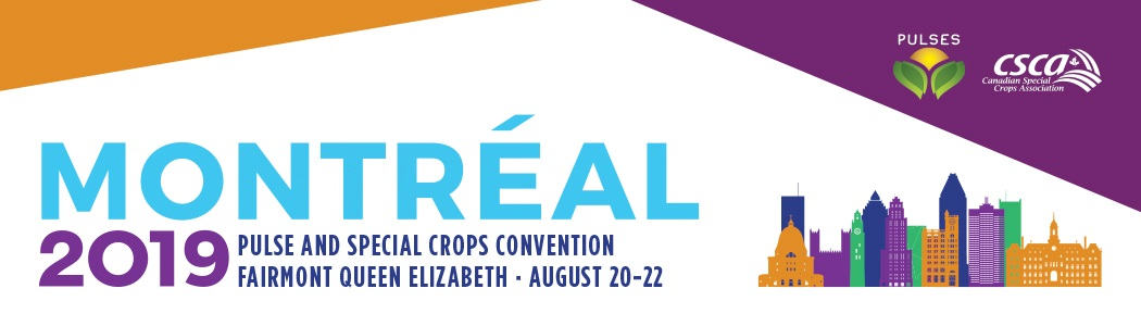Pulse & Special Crops Convention 2019