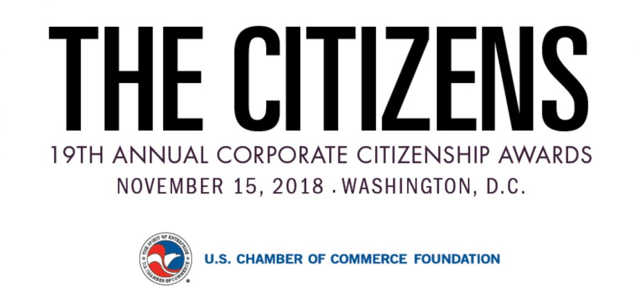 2018 Corporate Citizenship Awards