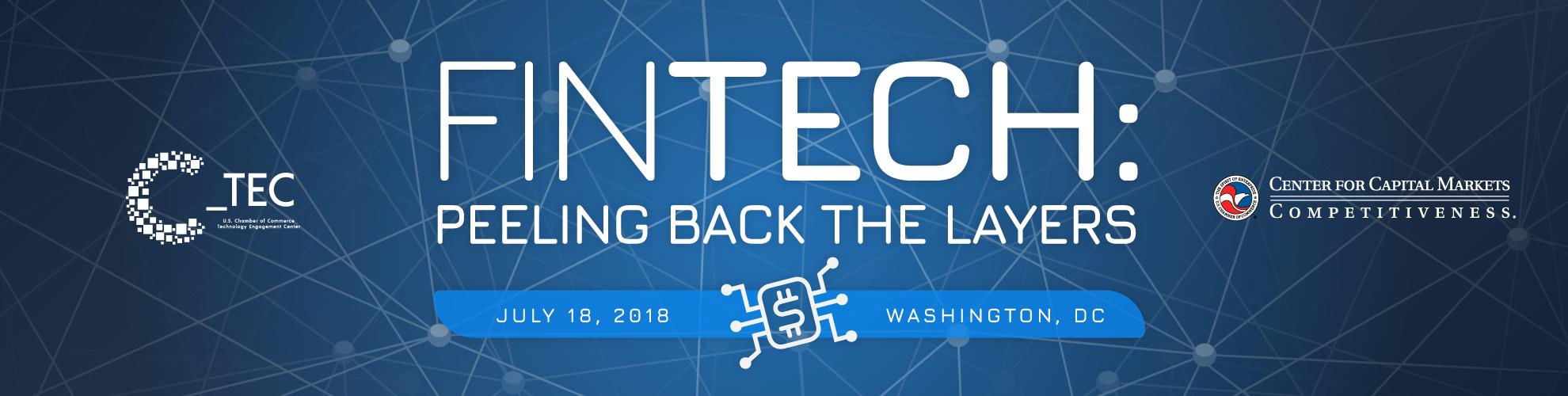 FinTech: Peeling Back the Layers