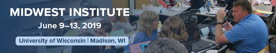 2019 Midwest Institute Registration