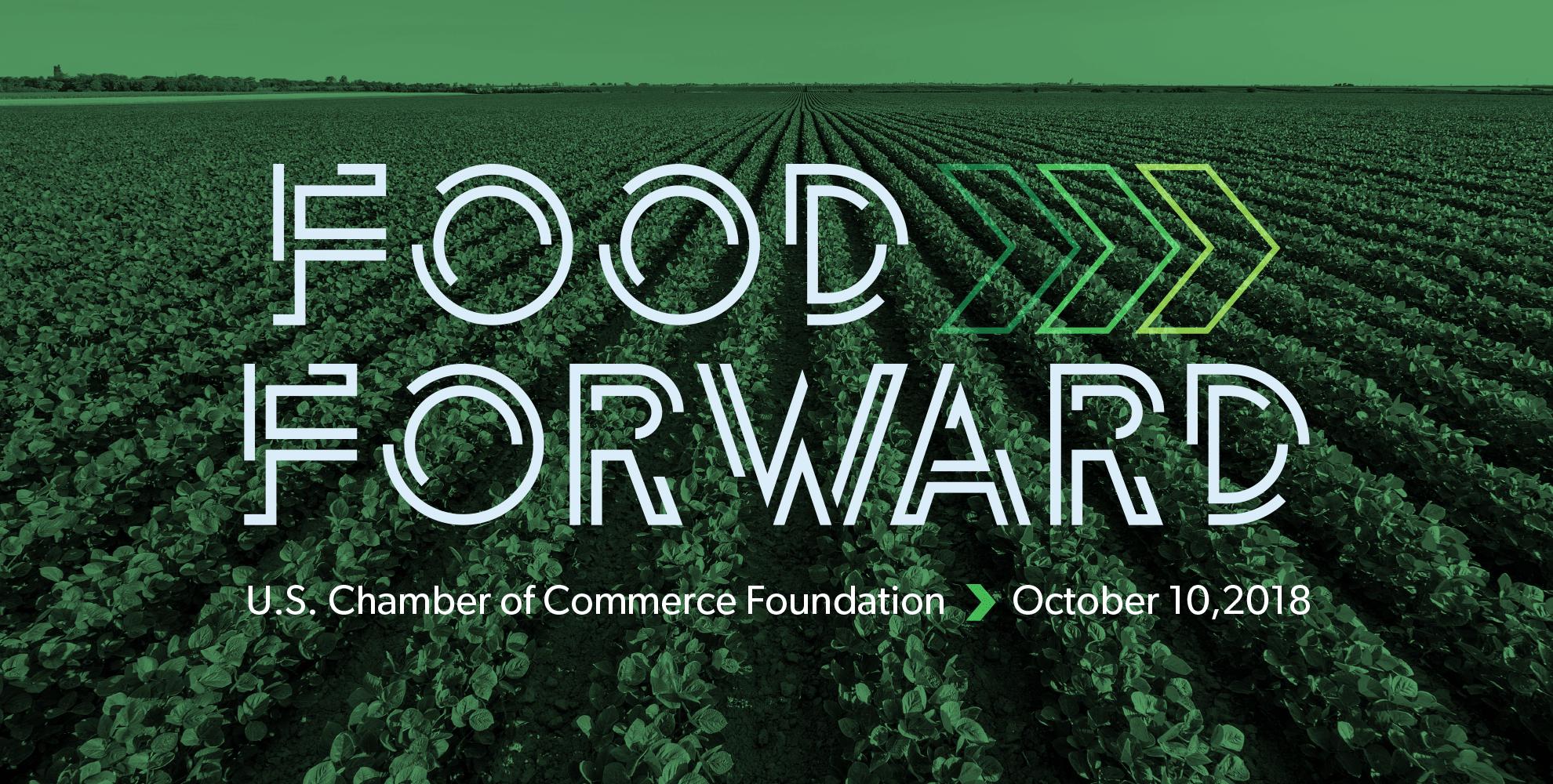 2018 Food Forward Summit