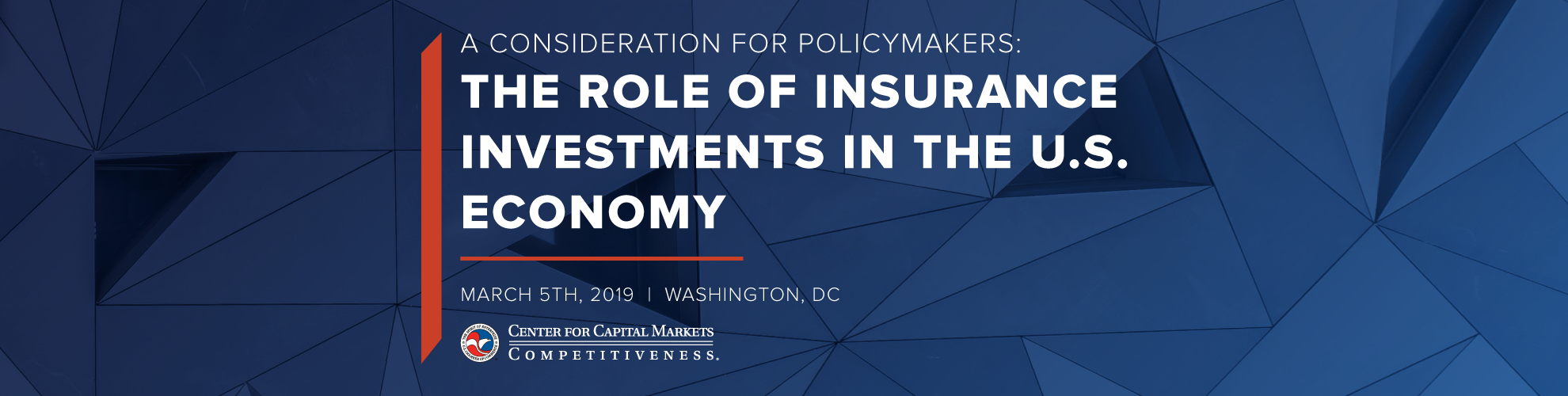 A Consideration for Policymakers: The Role of Insurance Investments in the U.S. Economy