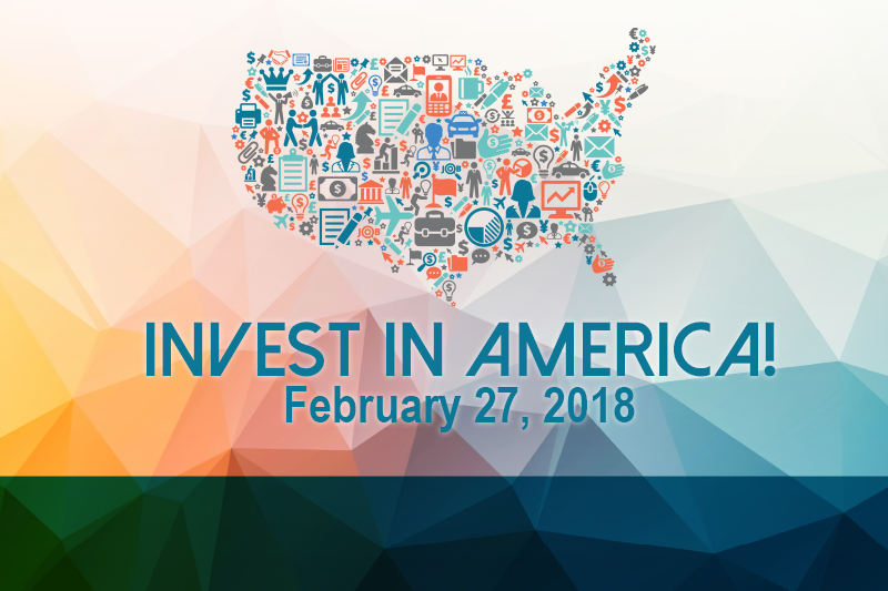 2018 Invest in America! Summit
