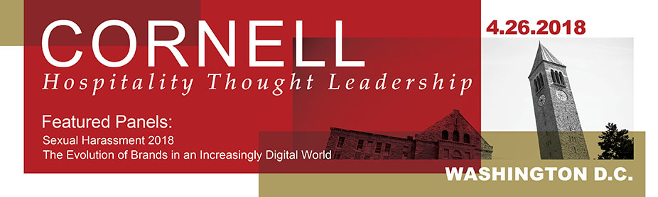 2018 Cornell Hospitality Thought Leadership
