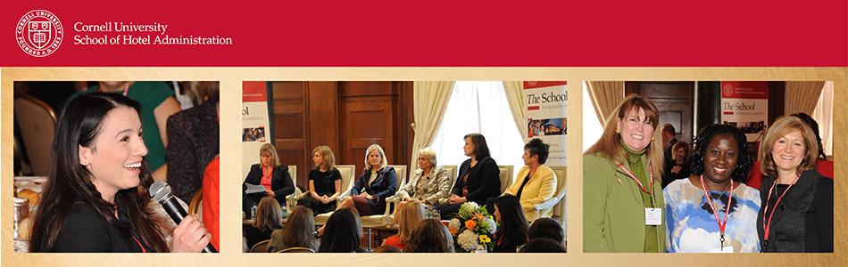 2015 Cornell/AH&LA Women in Senior Leadership Luncheon and Panel