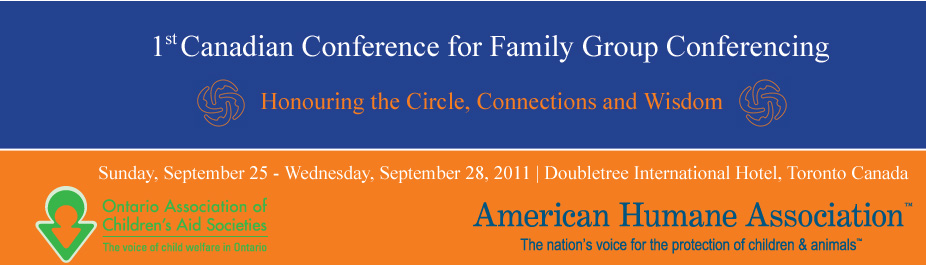 Family Group Conferencing: Honouring the Circle Connections and Wisdom