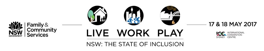 Live, Work and Play: NSW the State of Inclusion