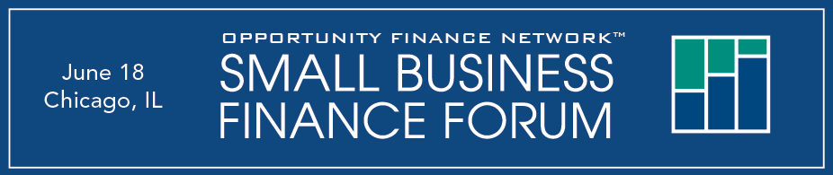 OFN Small Business Finance Forum