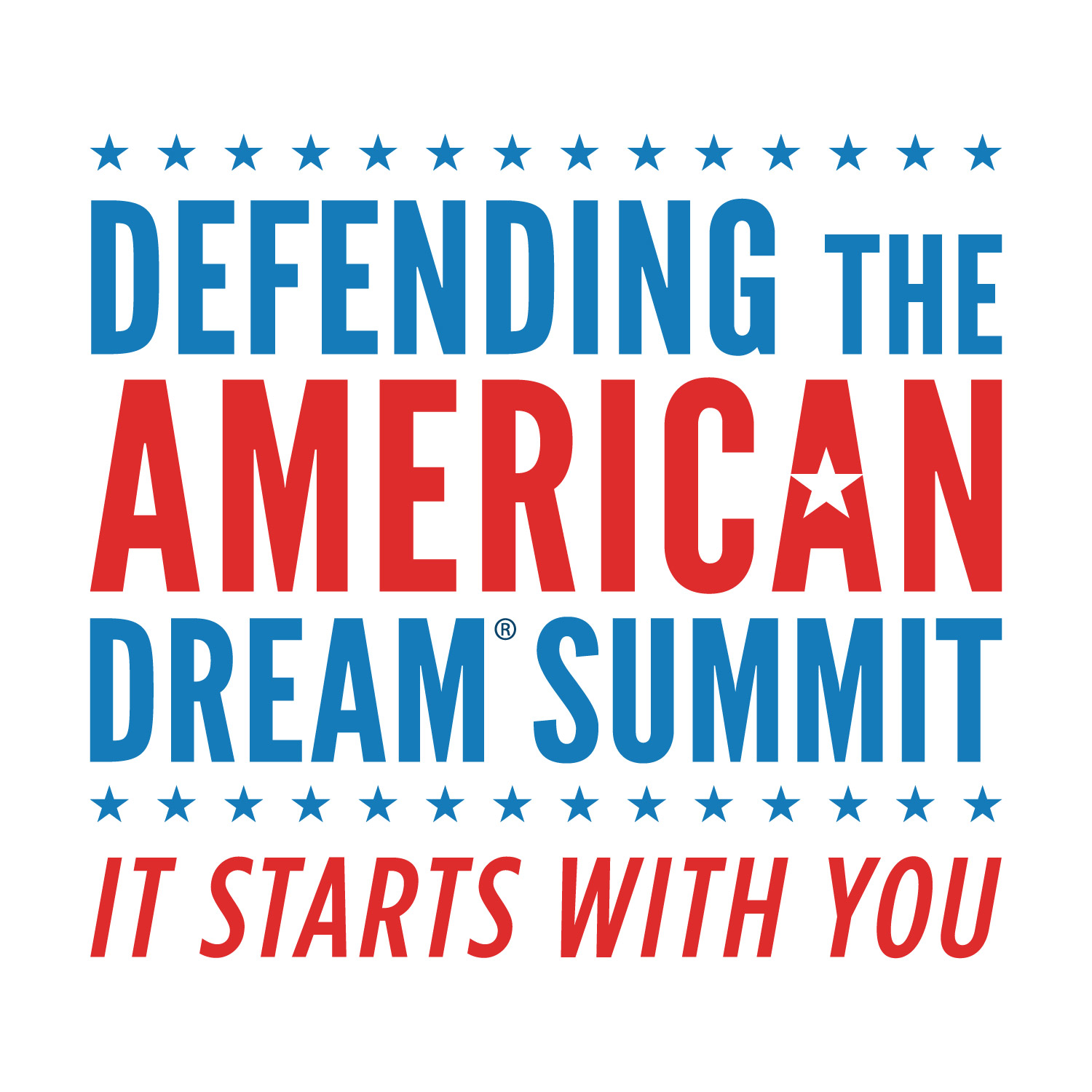 Defending the American Dream Summit 2016