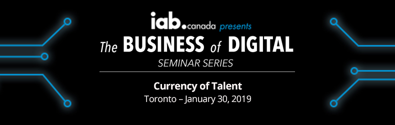 Business of Digital: Currency of Talent
