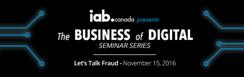 The Business of Digital - Let's Talk Fraud