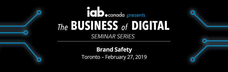 Business of Digital: Brand Safety