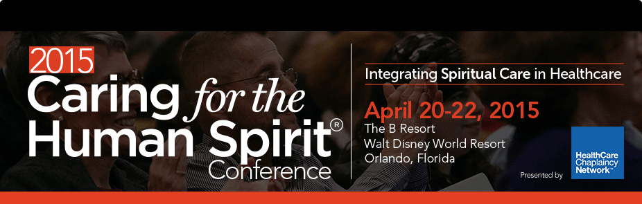 2015 Caring for the Human Spirit Conference